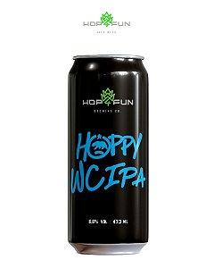 HOPPY WEST COAST IPA - LATA 473 ML