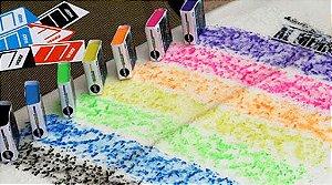 Waxy wax warm coloridas
