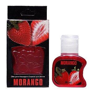 Gel Comestível Hot 30ml Soft Love Morango