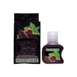 Gel Comestível Hot 30ml Soft Love Chocomenta