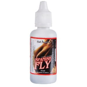 Bebida Afrodisíaca Spanish Fly Hot Passion 15ml K-lab