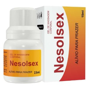 NESOLSEX DESSENSIBILIZANTE ANAL 15ML SECRET LOVE
