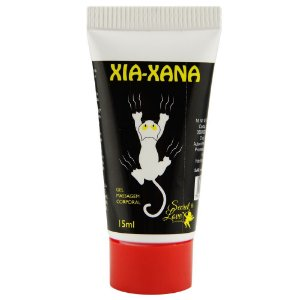XIA XANA ELETRIZANTE HOT ICE 15ML SECRET LOVE
