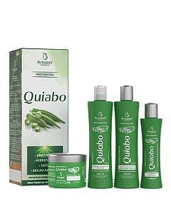 Kit Capilar Profissional Quiabo Bio Instinto