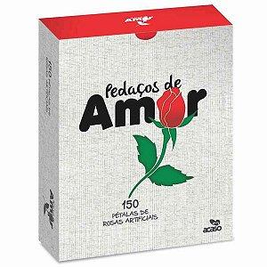 Pétalas Vermelhas Pedacos de Amor 150un (13849)-Padrao-Unico