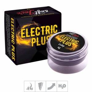 Excitante Unissex Electric Plus Luby 4g (16161)