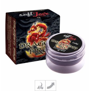 Excitante Unissex Dragon Fire Luby 4g
