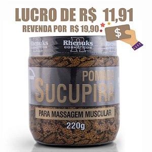Pomada Sucupira- Dor Muscular 220 G