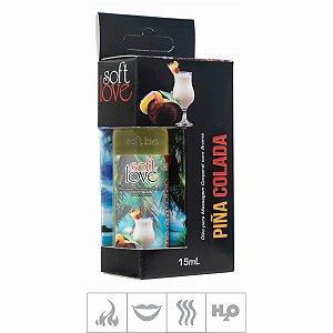 Gel Comestivel Soft Love Hot 15ml  ( ST114 ) -Pina Colada