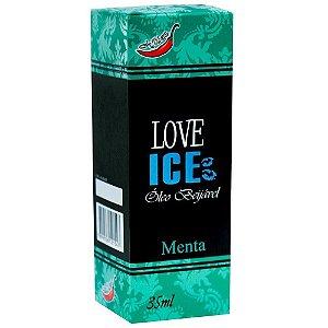 GEL COMESTÍVEL LOVE ICE 35ML CHILLIES MENTA