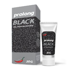 RETARDANTE PROLONG BLACK 20G CHILLIES