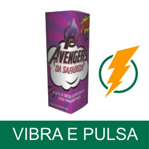 AVENGERS DA SAFADESA 15 ML