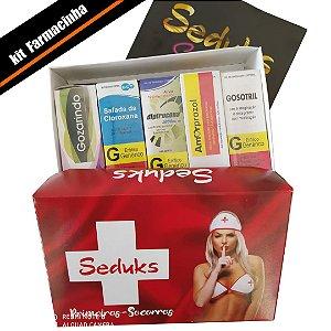 kit Farmacinha Seduks 5 itens