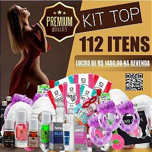 kit Top 112 itens