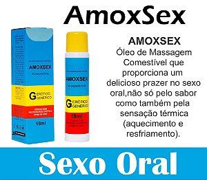 AMOXSEX ÓLEO SEXO ORAL HOT ICE 18ML SECRET LOVE (VEG9)