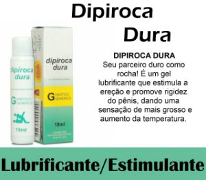 DIPIROCA DURA EXCITANTE MASCULINO 18ML SECRET LOVE(VEG51)