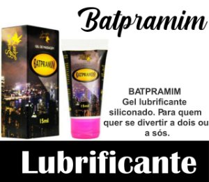 BATPRAMIM LUBRIFICANTE SILICONADO 15ML SECRET LOVE(VEG61)