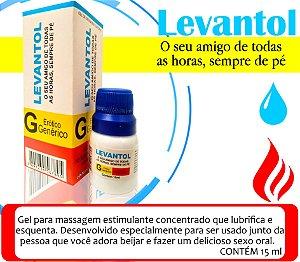 LEVANTOL VIBRA E ESQUENTA 15 ML SEDUKS (SED1)