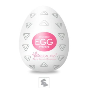 Masturbador Egg Magical Kiss (1013-ST457)  -Stepper-Unico