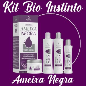Kit Bio Instinto Ameixa Negra