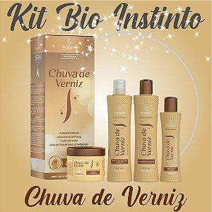 Kit Bio Instinto Chuva de Verniz