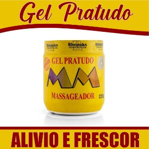 Gel para Massagem Pratudo 220g