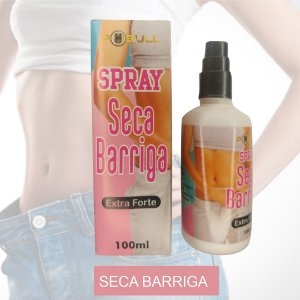 Massageador Spray Seca Barriga 100ml
