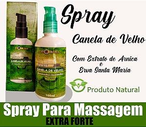 Massageador Spray 100ml Canela de Velho