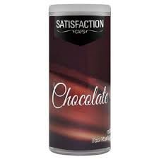 BOLINHA EXCITANTE SATISFACTION CAPS 2 UN Chocolate