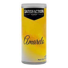 BOLINHA EXCITANTE SATISFACTION CAPS 2 UN AMARELO