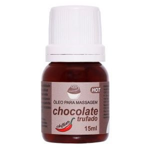 óleo Comestível Hot 15ml Chillies CHOCOLATE
