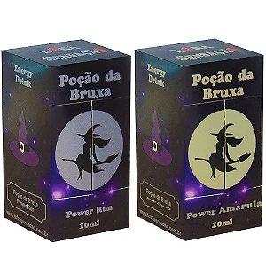 Poção Da Bruxa 10ml Loka Sensação Power Amarula