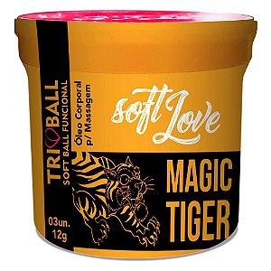 Bolinha Funcional Magic Tiger Triball Soft Love