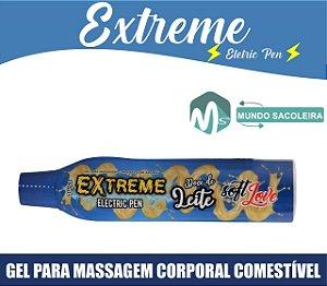 Caneta Comestível Soft Pen Extreme Eletric 35ml Soft Love DOCE DE LEITE