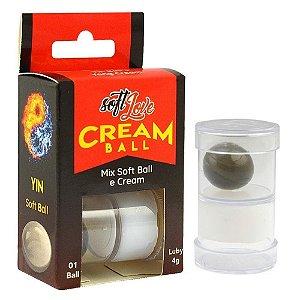 Cream Ball Bolinha E Creme Yin Yang Soft Love