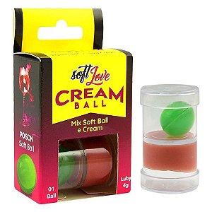 Cream Ball Bolinha E Creme Poison Hard Soft Love