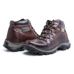 Bota Caterpillar Adventure Café - Ref. 550