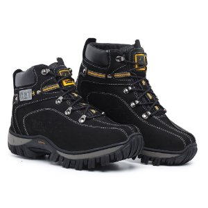 Bota Caterpillar Adventure 1200 - Preto