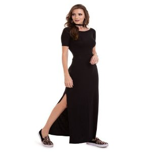 Vestido Manola Longo