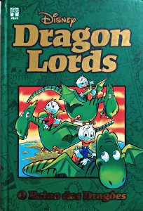 HQ: Dragon Lords - Erickson / Cavazzano / Disney