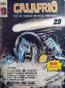 HQ - Calafrio – Nº 29 - Terror