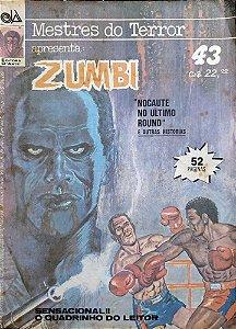 HQ - Mestres do Terror apresenta: Zumbi – Nº 43