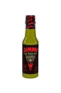Molho de Pimenta Jalapeño Verde Jimmi 50ml