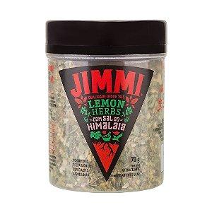 Tempero Lemon Herbs Jimmi 70g