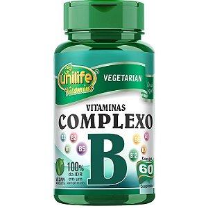 Complexo B 60 caps - Unilife Vitamins