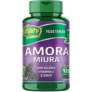 Amora com Vitaminas 120 caps - Unilife Vitamins