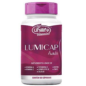 Lumicap Hair  60 Caps - Unilife Vitamins