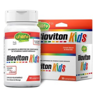 Bioviton kids  30 comp - Unilife Vitamins