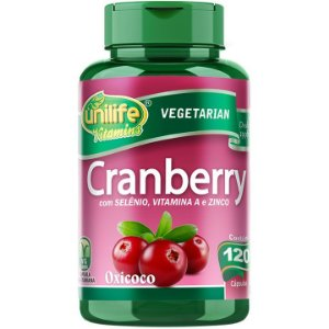 Cranberry 120 caps - Unilife Vitamins