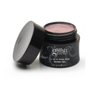 Gelish hard gel Dark pink 15ml